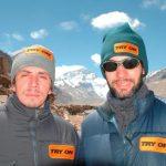 Montanhistas que chegaram ao cume do Everest são homenageados pelo prefeito de Campinas (SP)