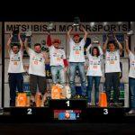 Motorsports recebeu 250 duplas no Sul