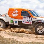 Rally RN 1500 termina com um inusitado empate nos carros
