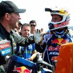 Cyril Despres: campeão da categoria Motos do Dakar 2013