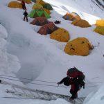 Rodrigo Raineri volta ao Acampamento Base do Monte Everest