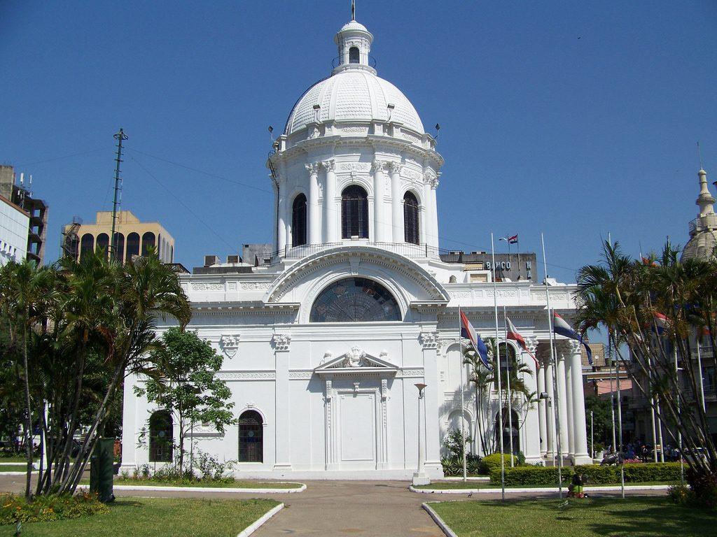 Um lugar muito importante para os paraguaios, o Pantheon de los Heroes homenageia Foto: Panteon de los Heroes