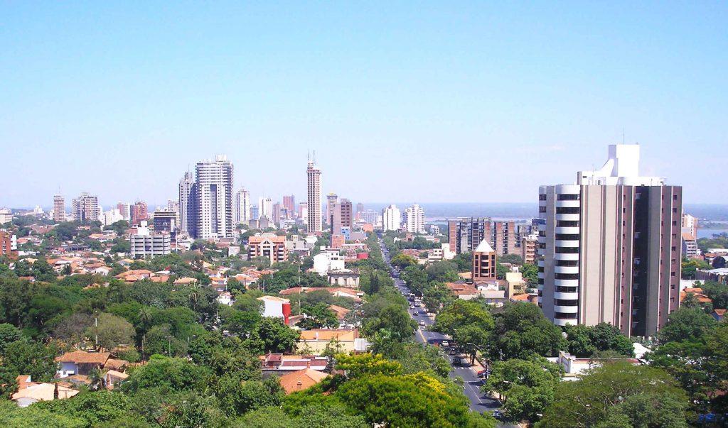 A cidade de Assunção tem muitos locais históricos para serem visitados Foto: Pinterest
