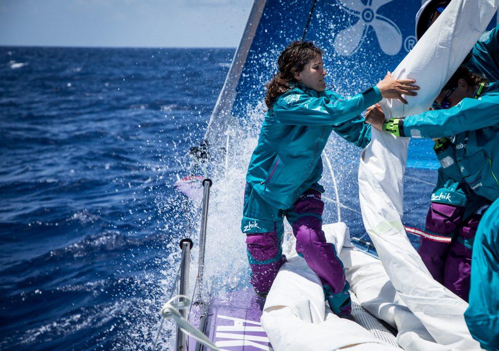 Foto: James Blake/Volvo Ocean Race. 14 November, 2017