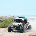 Reinaldo Varela e Gustavo Gugelmin no Rally Dakar 2018 Foto: Daniel Halac/Vipcomm