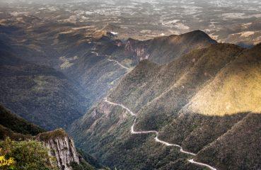 "Sierra of the ""Rio do Rastro"" - Route SC-390 - Santa Catarina - Brazil"
