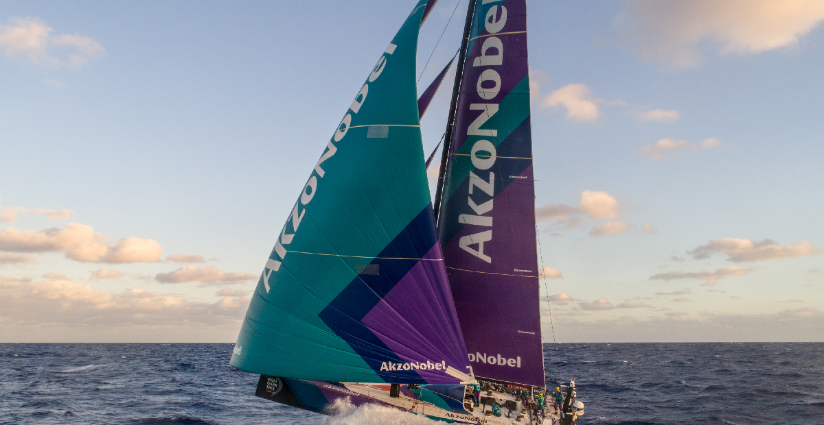Sam Greenfield/Volvo Ocean Race