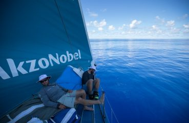 Foto: Sam Greenfield/Volvo Ocean Race