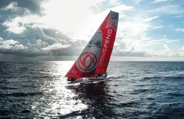 Martin Keruzore/Volvo Ocean Race