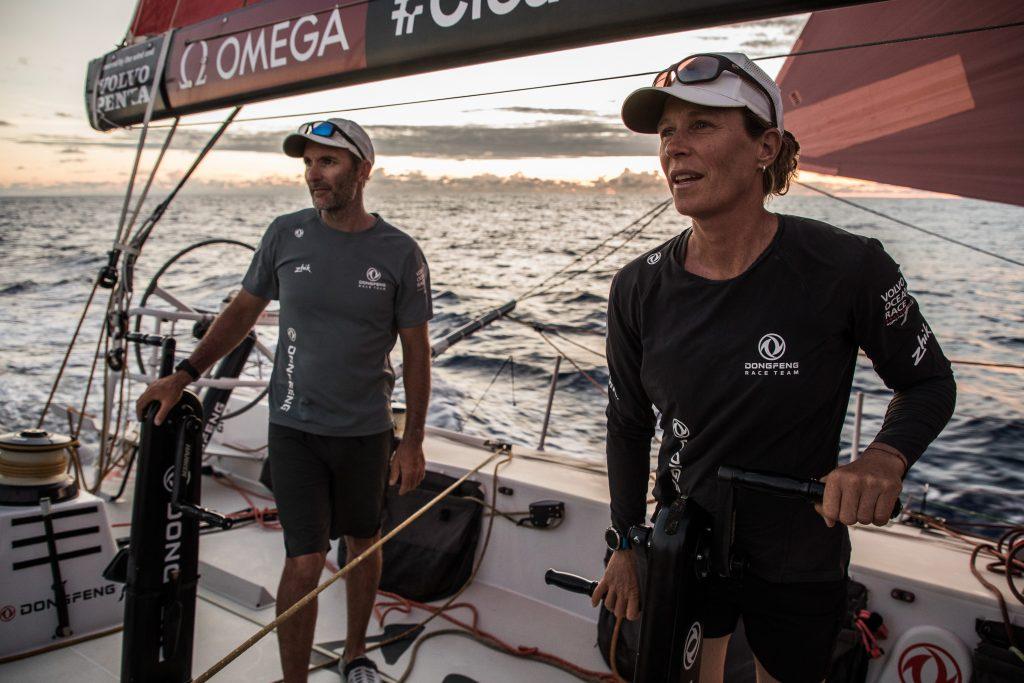Foto: Martin Keruzore/Volvo Ocean Race