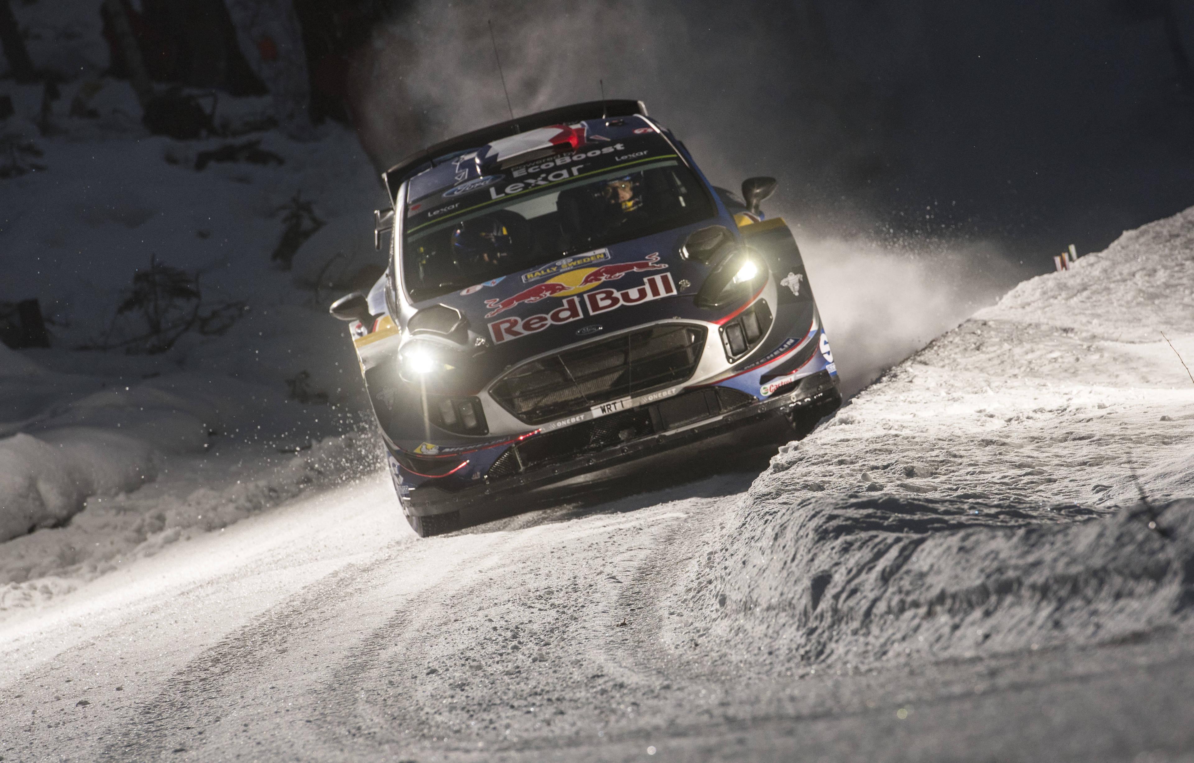 Foto: Sebastien Ogier/ Red Bull
