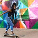 Vans promove campanha que visa empoderar o skate feminino. | Foto: Filipe Frazão / Fotolia