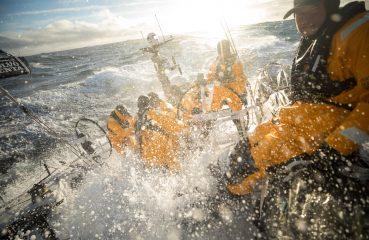 Divulgação: Volvo Ocean Race
