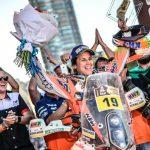 Laia Sanz no Rally Dakar 2017 | Foto: Divulgação