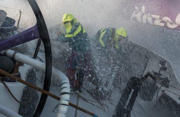 Foto: Divulgação Volvo Ocean Race