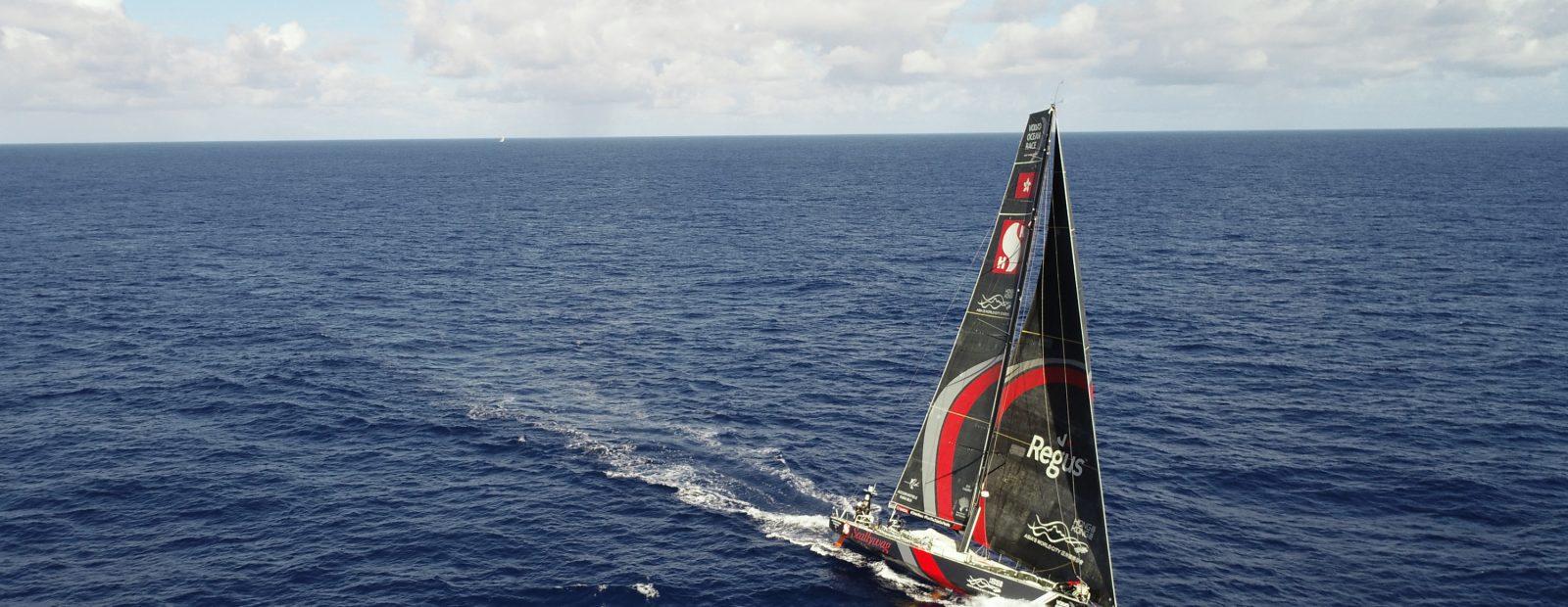 Nesta quinta-feira (26), os barcos devem entrar nos chamados ventos alísios, já na costa nordestina Foto: Divulgação