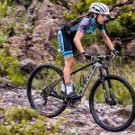 A atleta Giuliana Morgen deseja manter a liderança na categoria sub-19 | Foto: Pedro Cury