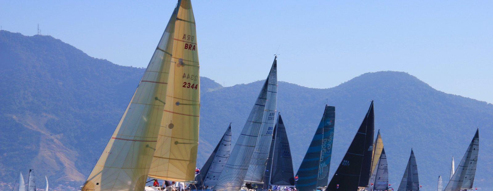 Por mais um ano Ilhabela receberá velejadores de todo Brasil Foto: Christina Volpe/Webventure
