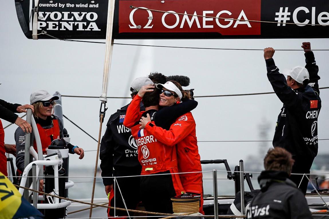 Foto: Pedro Martinez/Volvo Ocean Race