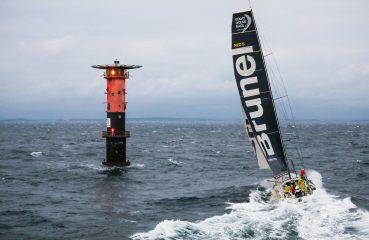 Team Brunel vence décima etapa e Volvo Ocean Race tem o primeiro lugar empatado. | Foto: Ainhoa Sanchez/Volvo Ocean Race