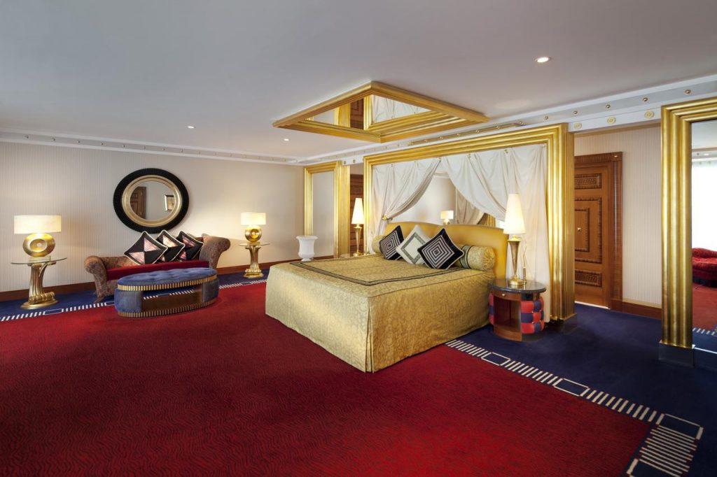 Burj Al Arab Hotel, Dubai Foto: Divulgação
