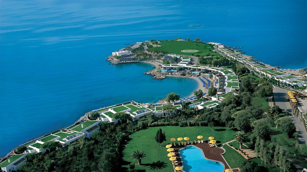 Grand Resort Lagonissi Foto: Divulgação
