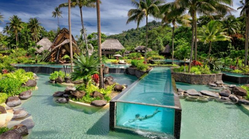 Laucala Island Resort Foto: Divulgação