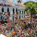 Foliões e muita diversão em Olinda, PE Foto: Eduardo Andreassi