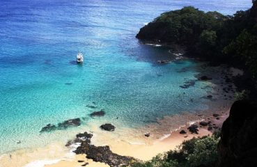 Praia do Sancho Foto: Eduardo Andreassi