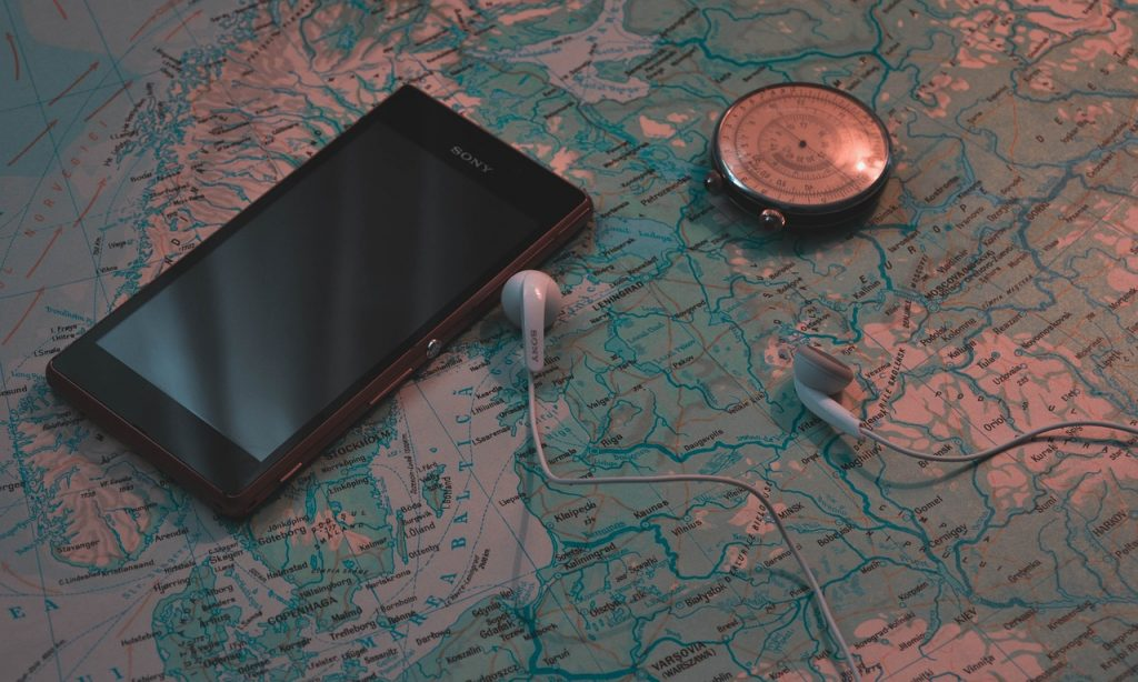 Versão mais moderna do GPS Foto: Pixabay