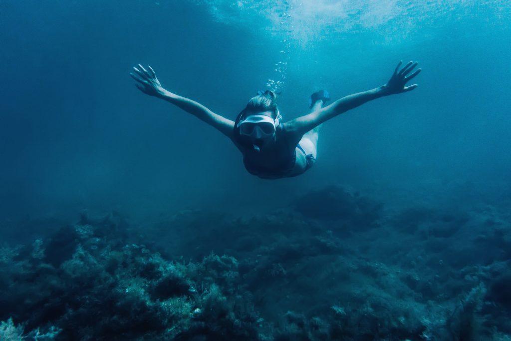 A informação é sempre a principal aliada, preparando o mergulhador para a prática com segurança Foto: Remains/Fotolia