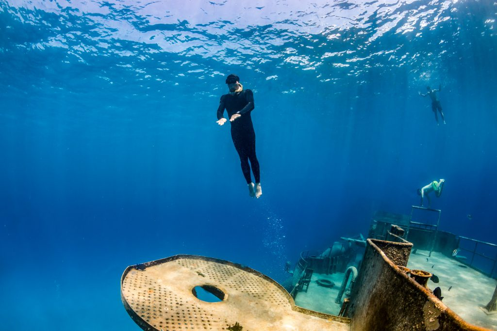 O mundo subaquático é belo, mas reserva algumas particularidades. Foto: whitcomberd/Fotolia
