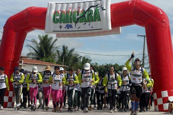 Competidores levaram mais de 47 horas na prova (foto: Divulgação/ Riccardo Carvalho)