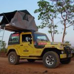 Barracas automotivas são alternativas para acampantes