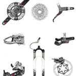 Marcas apresentam novidades do mountain bike para 2011