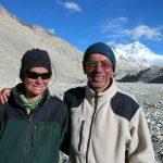 Brasileiro Cid Ferrari é resgatado de helicóptero do Everest