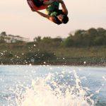 """Marcelo """"Marreco"""" Giardi representa o wakeboard brasileiro no Pan de Guadalajara"""