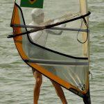 Quatro atletas brasileiros se mantêm na liderança parcial depois das primeiras regatas