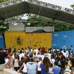 Abertura da temporada de montanhismo em São Paulo terá 2º etapa do Campeonato Brasileiro de Boulder