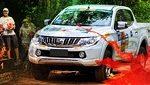 Mitsubishi Curitba/PR: Desafios 4x4 em meio a belas paisagens