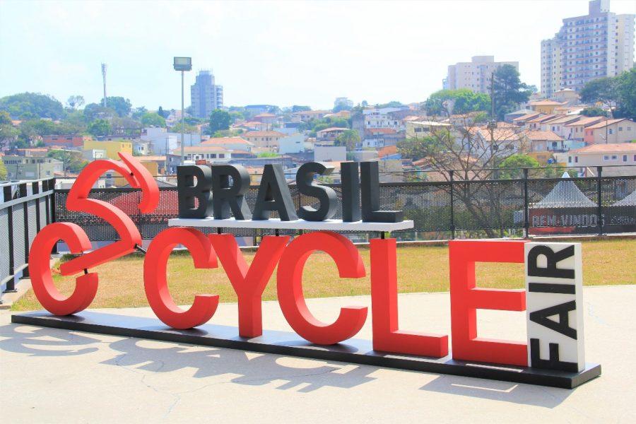 Brasil Cycle Fair aconteceu neste fi de semana na São Paulo Expo Foto: Christina Volpe/Webrun