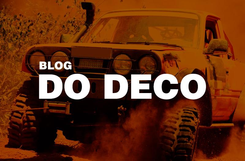 Blog do Deco - Espaço destinado ao Rally, com noticias, comentários, realeses de assessorias e novidades sobre o Rally Dakar e provas de Rally Cross Country e Off Road, no Brasil e no mundo. Destaque para a Alagoas Cup e Copa BajaSP. Sugestões: decomuniz@alagoascup.com.br