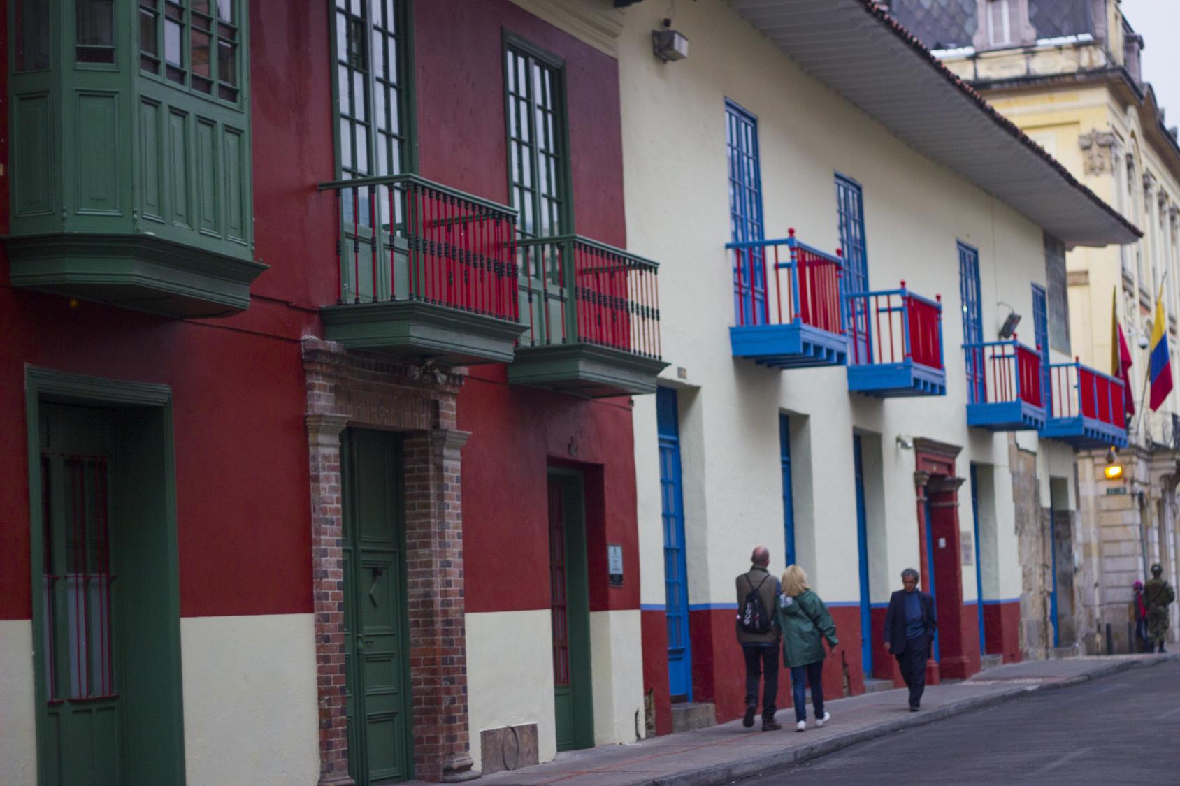 Foto: Ruas de Bogotá/ Daniel (Fotolia)