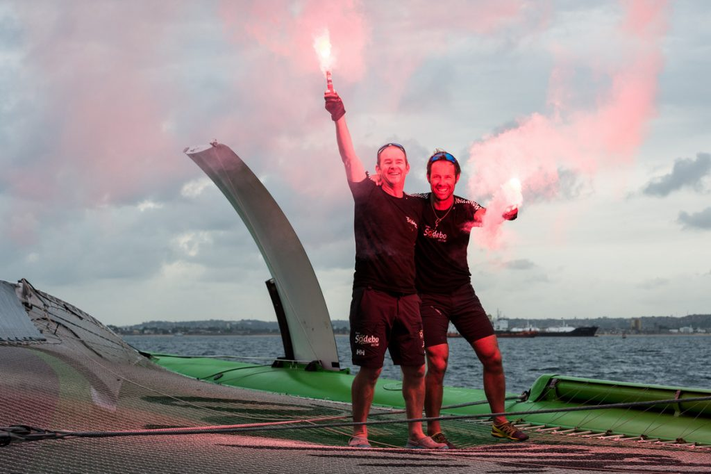 Campeões da prova Foto: Jean-Louis Carli / ALeA / TJV17