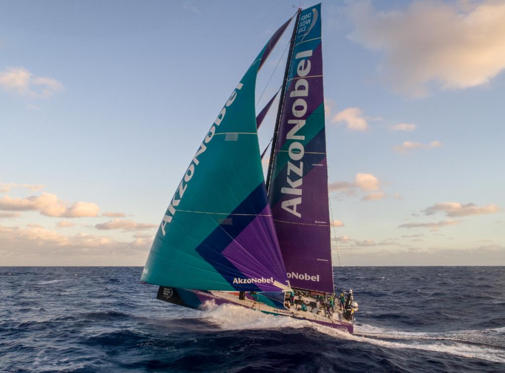 Sam Greenfield/Volvo Ocean Race