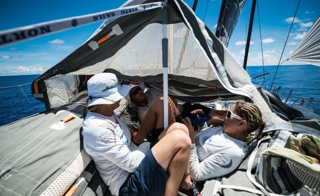 Brian Carlin/Volvo Ocean Race