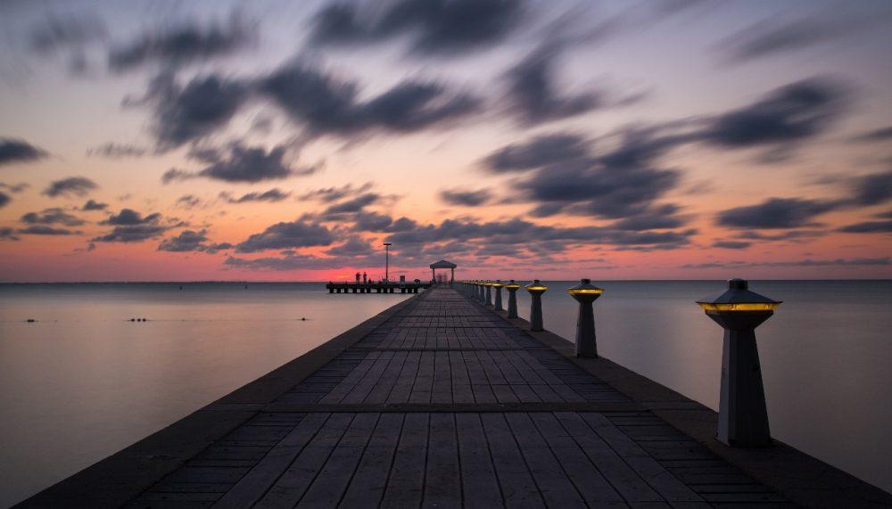 Rum Point, Ilhas Cayman, um dos paraísos para turistas Foto: Will Burrard Lucas/Divulgação