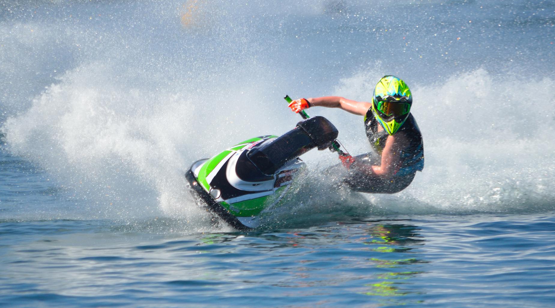 No Brasil, os campeonatos são organizados pela Associação Brasileira de Jet Ski/ Foto: Fotolia