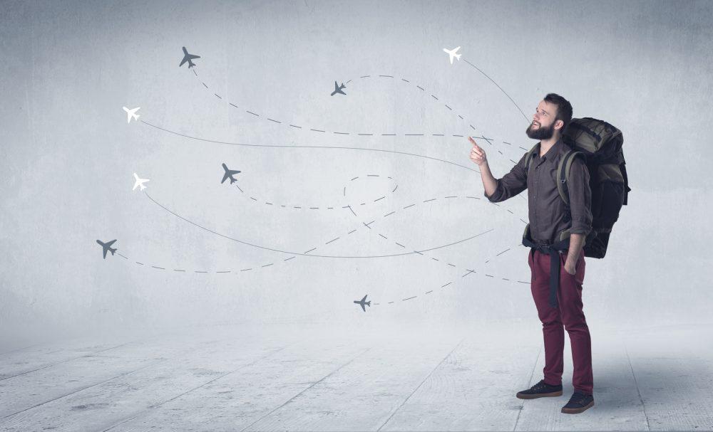 Viajar sem saber o destino. Você toparia? Foto: Ra2 Studio/Fotolia