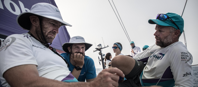 Foto: Rich Edwards/Volvo Ocean Race